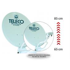 Teleco Upgrade Set CLASSIC NT 65cm naar 85cm