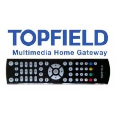 Topfield 7700 HSCI afstandsbediening