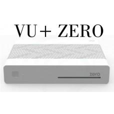 VU+ Zero, satelliet ontvanger, wit