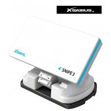 Xsarius Snipe 3, vol automatische satelliet schotel.